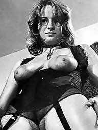 Puffy nipple, Vintage, Vintage big tits, Vintage big boobs, Puffy nipples, Vintage tits