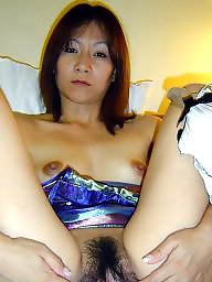 Mature asian, Mom