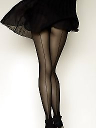 Upskirt stockings, Stockings upskirt
