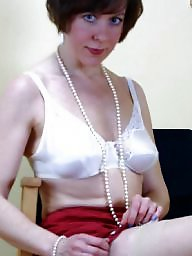 Mature bra, Grandma, Big bra