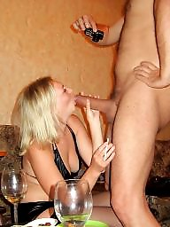 Mature blowjob, Russian mature, Milf blowjob, Mature blonde, Cock, Russian milf