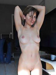 Naked, Mom tits, Moms, Mom