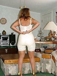 Girdles, Upskirt panty, Vintage girdle, Vintage, Upskirt mature, Vintage panties