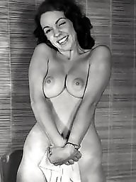 Vintage tits, Vintage boobs, Big nipples, Vintage big tits, Puffy nipples, Natural tits