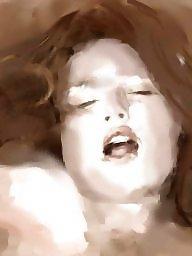 Redhead bbws, Sketches, Sketch, Bbws ofs, Bbw redhead, Bbw amateur redhead