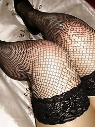 Stocking tops, Fishnet, Tights, Tight, Lace