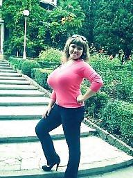 Russian, Big tits, Big boobs, Tits