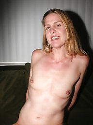 Pet, Mature blonde