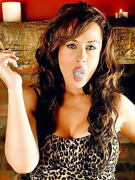 Sexy women, Cigars, Cigar