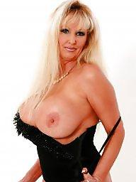 Goddess, Tia, Mature big boobs, Big mature