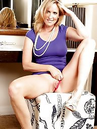 Jodi west, Blonde mature, Stocking, Mature, Stockings, Stocking mature
