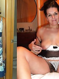 Mature dressed undressed, Undressed, Undress, Mature dress, Dressing, Dressed
