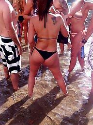 Thong, Amateur bikini, Thong ass, Bikini ass, Thong bikini