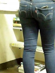 Jeans, Butt