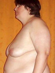 여성알몸, 통통한
