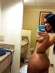 Ebony ass, Ebony amateur