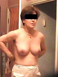 Braless, Nurse, Braless mature, Matures, Hidden cam, Tits