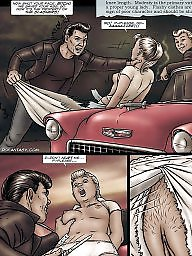 Bdsm cartoons, Comic, Comics, Cartoon, Bdsm comics, Bdsm comic