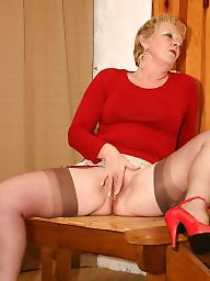 Grannys, Granny, Granny stocking, Granny stockings, Mature stockings, Stockings