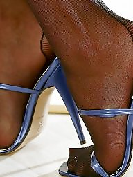 Mature feet, Feet, Sexy feet, Stockings, Stocking, Sexy mature