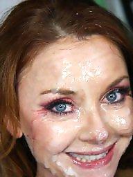 Mature facial, Facials, Janet mason, Janet, Mature facials, Facial mature