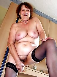 Amateur granny, Grannies, Mature granny