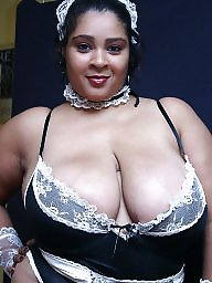 Ebony bbw, Bbw latina, Maid