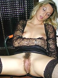 Nylon mature, Wide open, Nylon, Nylons, Wide, Mature nylon