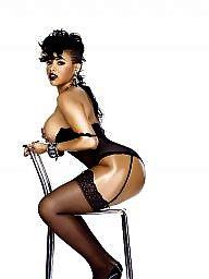 Ebony lingerie, Black stockings, Flashing ebony, Stockings ebony, Ebony stocking, Lingerie