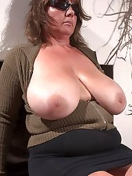 Hangers, Mature boobs, Chunky, Mature big boobs