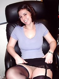 Secretary, Mature stockings, Mature stocking