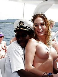 Public sex, Interracial vacation, Vacation, Interracial