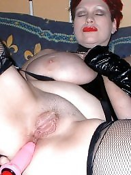 Mature leather, Latex, Mature latex, Leather, Latex amateur, Amateur mature