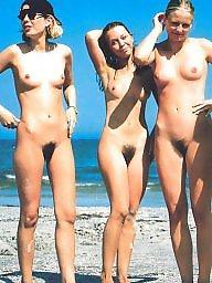 Nackter busen, Ladys, Ich nackt, Gruppen behaart, Gruppen