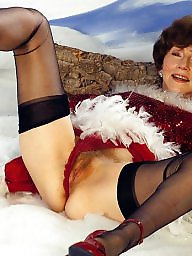 Granny, Granny stockings, Hairy granny, Granny hairy