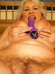 Grandmother, Hairy, Amateur mature, Mature amateur, Old, Hairy cunt