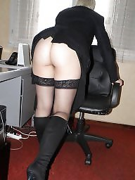 Mature stockings, Mature blacks, Black stockings, Black mature