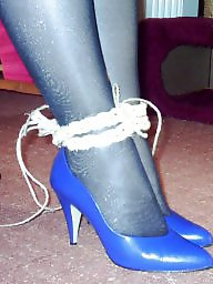 Stockings heels, Stockings heel amateur, Stockings bound, Stockings & heels, Stocking heels, I bound