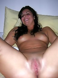 Hairy mature, Mature hairy, Shaved
