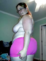 Chubby alt girl self shot