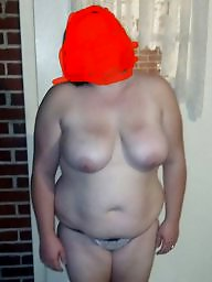 Bbw wife, Big boobs amateur