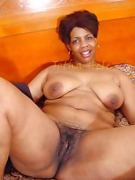 black Ebony women hairy
