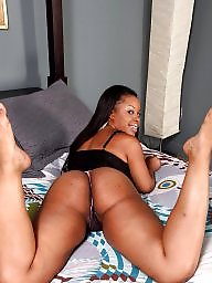 Ass feet, Ebony feet, Ebony ass