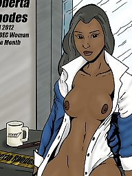 Womenly ebony, Womenly black, Women ebony, Women black, Women and women, Women cartoons