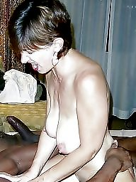 Mature interracial, Mature brunette, Interracial, Interracial mature, Black mature