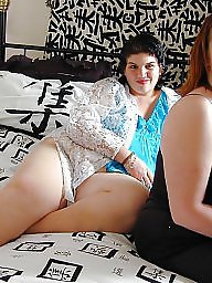 With friends, With friend, Redhead lesbians, Redhead lesbian, Redhead bbws, Lesbians bbw