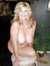 Mom, Mature tits