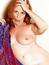Hairy redhead, Mature redhead, Hairy spreading, Granny, Granny spreading, Granny pussy