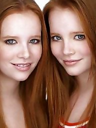 Redheads, Redhead, Twins, Celebrity, Twin, Celebrities