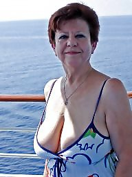 Mature nipples, Big nipples